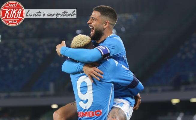Lorenzo Insigne - Napoli - 07-03-2021 - Insigne e Osimhen stendono il Bologna