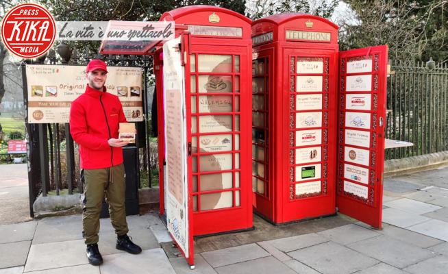 Daniele Benedettini - Londra - 02-03-2021 - Walkmisù, l'idea di un italiano a Londra
