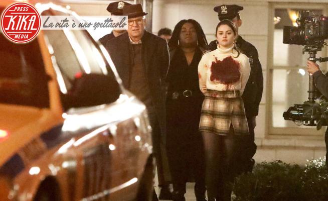 Selena Gomez, Steve Martin - New York - 11-04-2021 - Dietro le sbarre: Selena Gomez finisce in manette