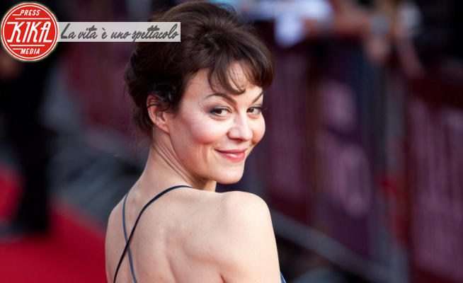 Helen McCrory - Londra - 21-09-2014 - Matriarca Polly Gray, addio Helen McCrory