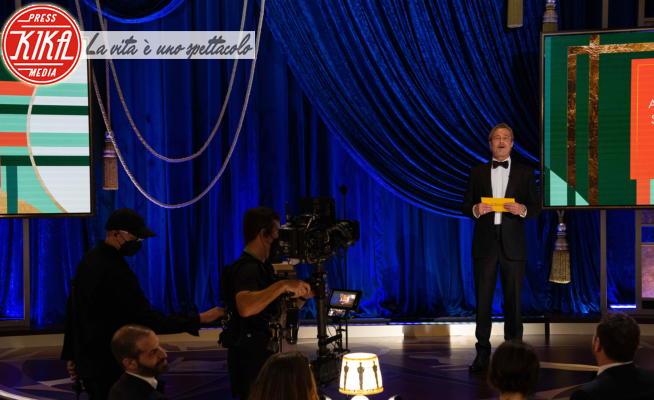 Academy Awards 2021: SHOW, Brad Pitt - Los Angeles - 25-04-2021 - Oscar 2021: la cerimonia dalla Union Station di Los Angeles