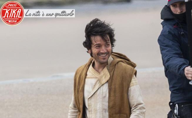 Andor, Diego Luna - 06-05-2021 - Star Wars, Diego Luna è Cassian Andor nel prequel di Rogue One