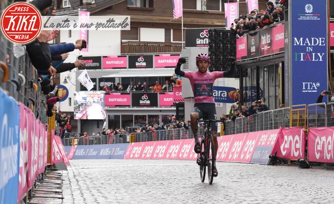 Egan Bernal - Cortina - 24-05-2021 - Giro d'Italia 2021, a Cortina vince Egan Bernal