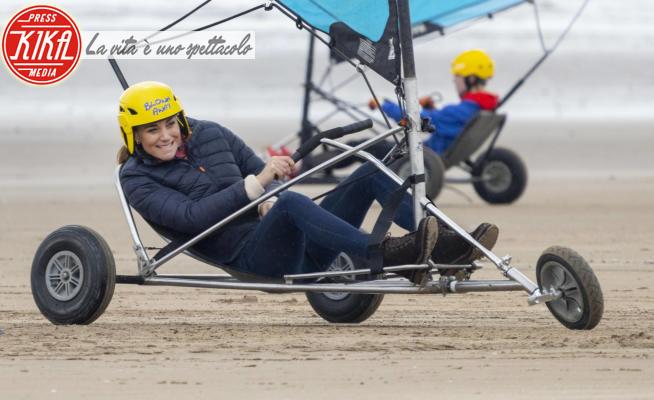 Kate Middleton - St Andrews - 26-05-2021 - Kate Middleton, campionessa di beach sailing!