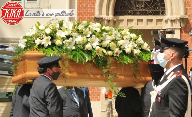 Funerali Carla Fracci - Milano - 20-05-2021 - Carla Fracci, ai funerali il sindaco Beppe Sala e Roberto Bolle