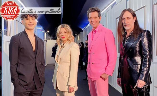 Hell Raton, Mika, Manuel Agnelli, Emma Marrone - 01-06-2021 - X Factor 2021: giuria confermata, ma le novità fanno discutere