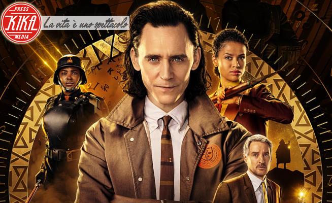 Gugu Mbatha-Raw, Tom Hiddleston, Owen Wilson - Hollywood - 06-03-2020 - Rivoluzione Loki, la mossa della Disney sul tema gender