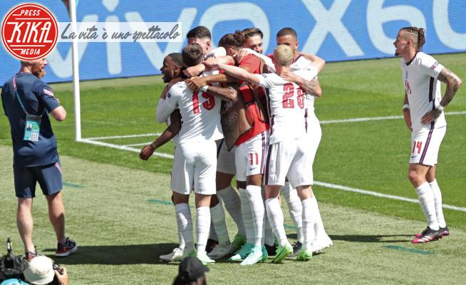 Inghilterra-Croazia - Zagabria - 13-06-2021 - Euro 2020, Inghilterra - Croazia finisce 1-0