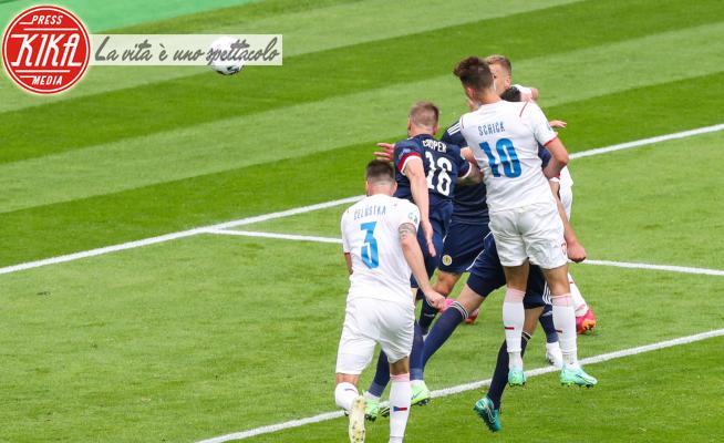 Scozia-Repubblica Ceca, Patrik Schick - 14-06-2021 - Euro 2020: Schick e la Repubblica Ceca affondano la Scozia 2-0