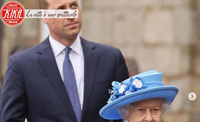 Regina Elisabetta II, Principe William - 29-06-2021 - William studia da re accanto a Elisabetta II in Scozia