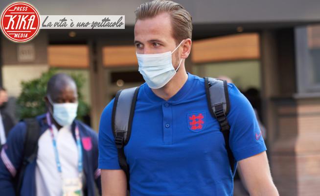 Harry Kane - Roma - 03-07-2021 - L'Inghilterra di Kane e Sterling lascia Roma