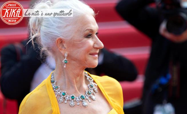 Helen Mirren - Cannes - 06-07-2021 - Cannes 2021, i gioielli della prima serata