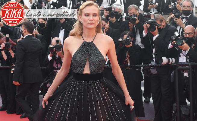 Diane Kruger - Cannes - 07-07-2021 - Cannes 2021, il red carpet di Everything went fine