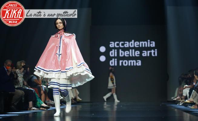 Sfilata Accademia di Belle Arti di Roma - Roma - 07-07-2021 - AltaRoma2021: la sfilata dell'Accademia di Belle Arti di Roma