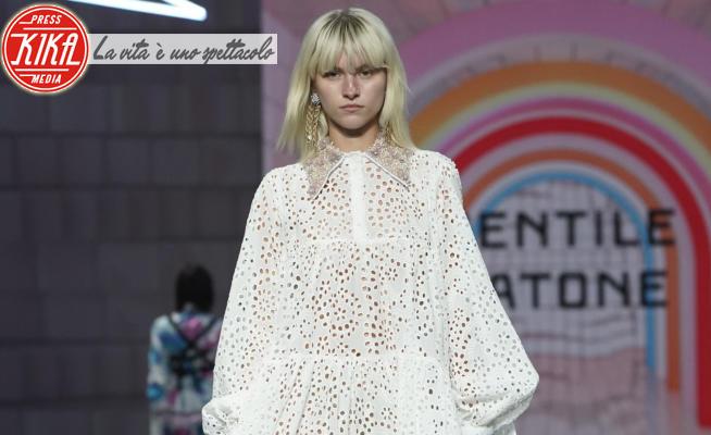 Who is on next - Roma - 08-07-2021 - AltaRoma 2021: con Vogue per il progetto Who is on Next?