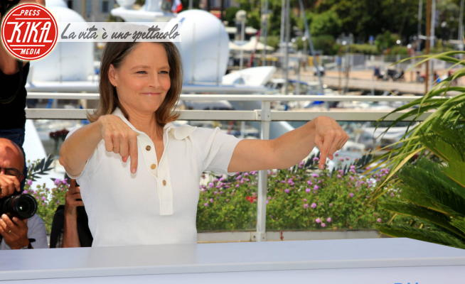 Jodie Foster - Cannes - 06-07-2021 - Cannes 2021, Jodie Foster riceve la Palma d'Oro alla carriera