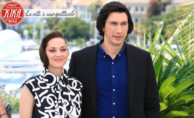 Adam Driver, Marion Cotillard - Cannes - 06-07-2021 - Cannes 2021: Marion Cotillard e Adam Driver presentano Annette