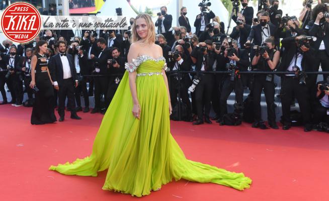 74th Cannes Film Festival: 'Stillwater' Screening, Chiara Ferragni - Cannes - 08-07-2021 - Cannes 2021: Chiara Ferragni, dea sul red carpet di Stillwater
