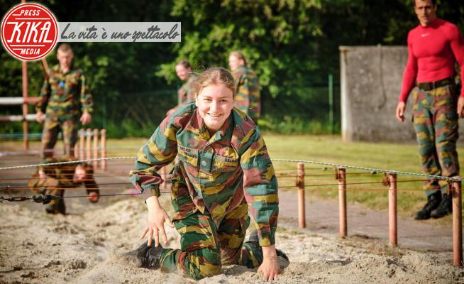 Principessa Elisabetta del Belgio - 09-07-2021 - Elisabeth dei Belgi agli ordini: la principessa soldato!