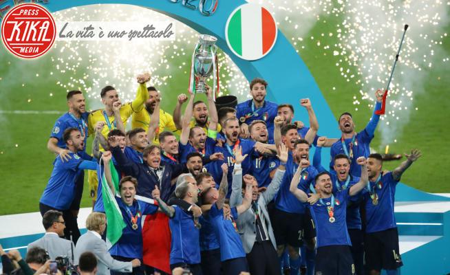 UEFA Euro 2020 Final: Italy Wins 3:2 In Penalty Shootout, Nazionale Italiana - Londra - 11-07-2021 - Euro2020: #ItsComingRome, l'Italia campione d'Europa