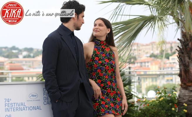 Louis Garrel, Laetitia Casta - Cannes - 12-07-2021 - Cannes 2021: Laetitia e Louis, amore e ambientalismo