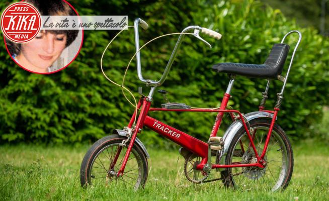 Birmingham - 01-01-2012 - All'asta la bici che Lady Diana regalò alla sua governante