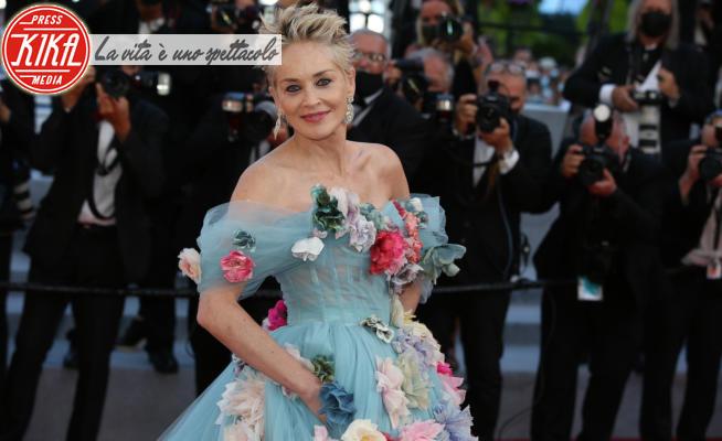 Sharon Stone - Cannes - 15-07-2021 - Cannes 2021, il fiabesco red carpet di Sharon Stone