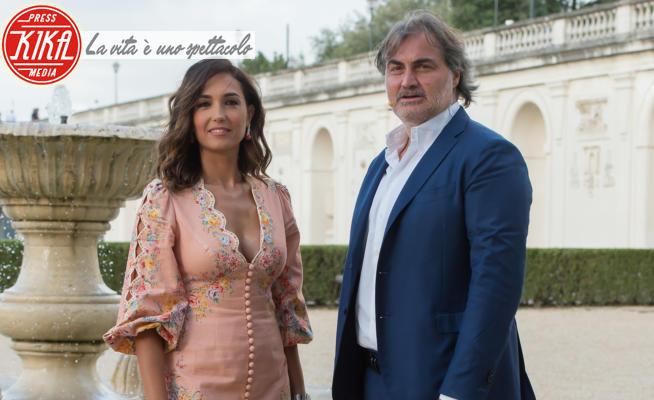 Pierluigi Pardo, Caterina Balivo - Roma - 14-07-2021 - Caterina Balivo e Pier Luigi Pardo consegnano i Myllenium Award