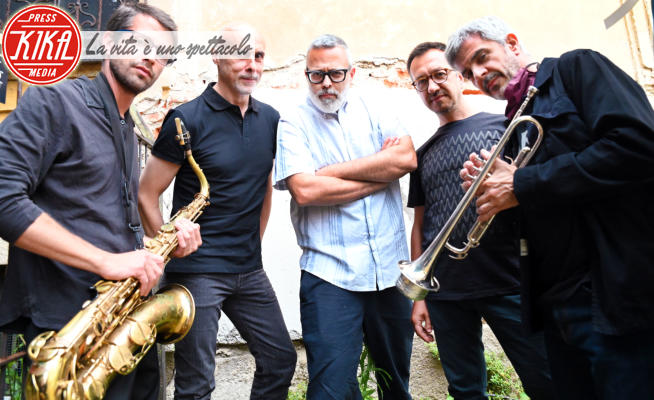 AljazZeera, Frankie Hi Nrg - Milano - 16-07-2021 - Frankie Hi-Nrg live a Villa Arconati
