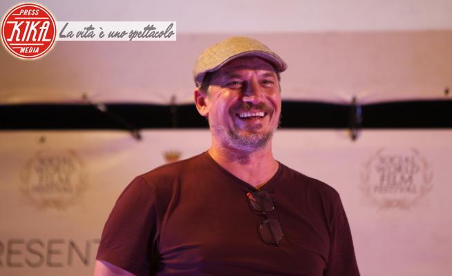 Luka Peros - Napoli - 17-07-2021 - Luka Peros premiato al Social World Film Festival