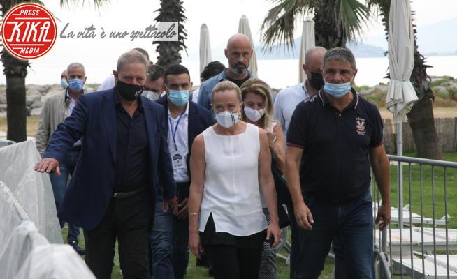 Giorgia Meloni - Napoli - 19-07-2021 - Giorgia Meloni presenta il suo libro a Napoli