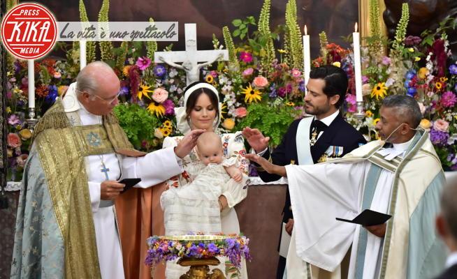 Drottningholm - 14-08-2021 - Svezia, battesimo del principe Julian... con imprevisto!