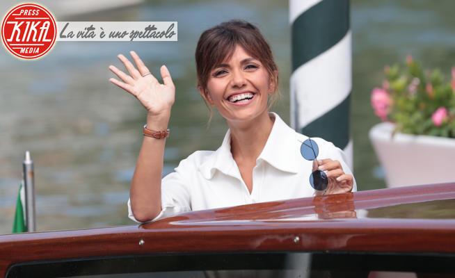Serena Rossi - Venezia - 31-08-2021 - Venezia 78, l'arrivo in laguna della madrina Serena Rossi
