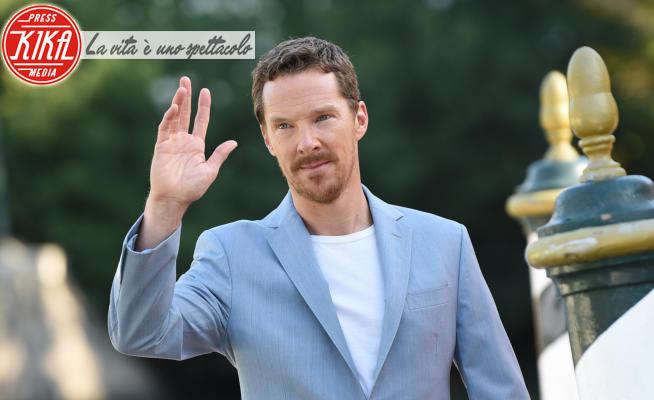 Benedict Cumberbatch - Venezia - 02-09-2021 - Venezia 78, Benedict Cumberbatch, arrivo in darsena da star
