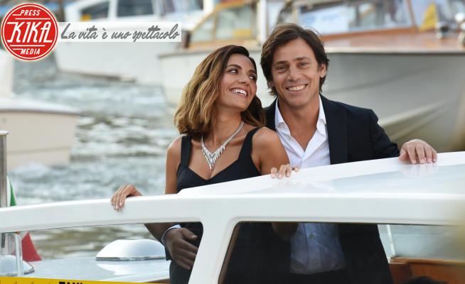 Davide Devenuto, Serena Rossi - Venezia - 02-09-2021 - Serena Rossi e Davide Devenuto: la coppia più bella di Venezia