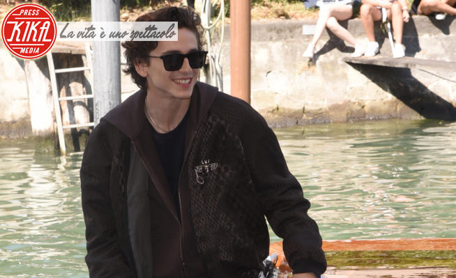 Timothée Chalamet - Lido di Venezia - 03-09-2021 - Timothée Chalamet e Zendaya, nuovi sex symbol al Lido