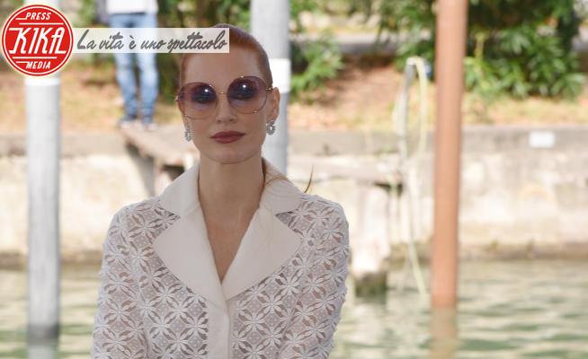 Jessica Chastain - Lido di Venezia - 04-09-2021 - Venezia 78, che stile Jessica Chastain!