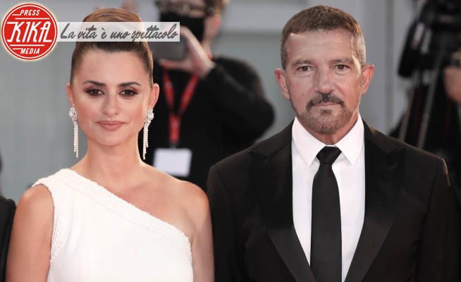 Antonio Banderas, Penelope Cruz - Venezia - 05-09-2021 - Venezia 78, il film nel film di Antonio Banderas e Penelope Cruz
