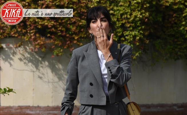 Rocio Muñoz Morales - Venezia - 07-09-2021 - Venezia 78, in darsena Rocio Munoz Morales è... al bacio!