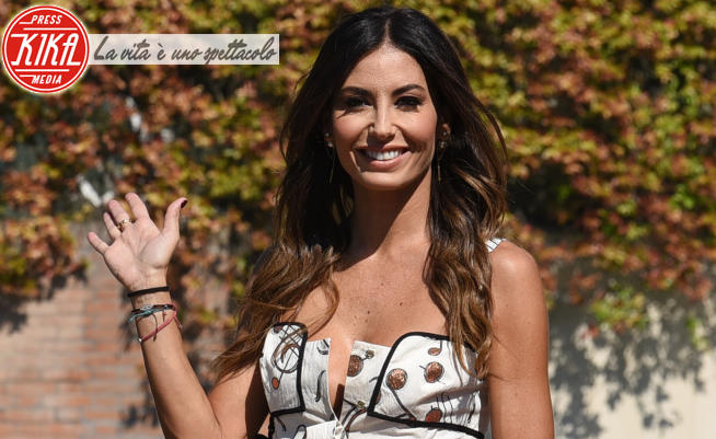 Elisabetta Gregoraci - Lido di Venezia - 08-09-2021 - Venezia, l'arrivo di Elisabetta Gregoraci