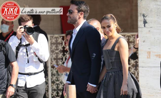 Jennifer Lopez, Ben Affleck - Lido di Venezia - 10-09-2021 - JLo e Ben Affleck, un amore così grande