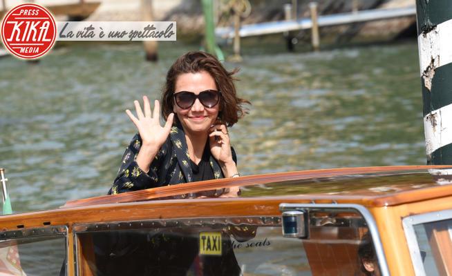 Maggie Gyllenhaal - Venezia - 11-09-2021 - Venezia 78: Maggie Gyllenhaal, ritorno a Venezia
