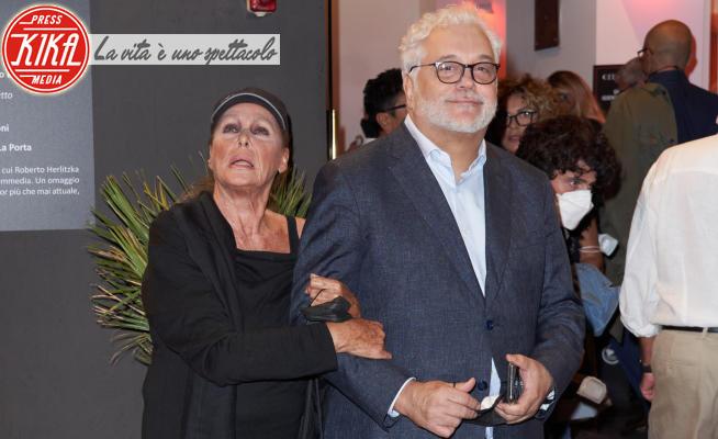 Alberto Tarallo, Ursula Andress - Roma - 01-10-2021 - C'era questo, c'era quello, Alberto Tarallo con Ursula Andress