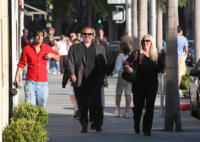 Sosia Jack Nicholson - Los Angeles - 18-04-2008 - Il sosia di Jack Nicholson a Beverly Hills