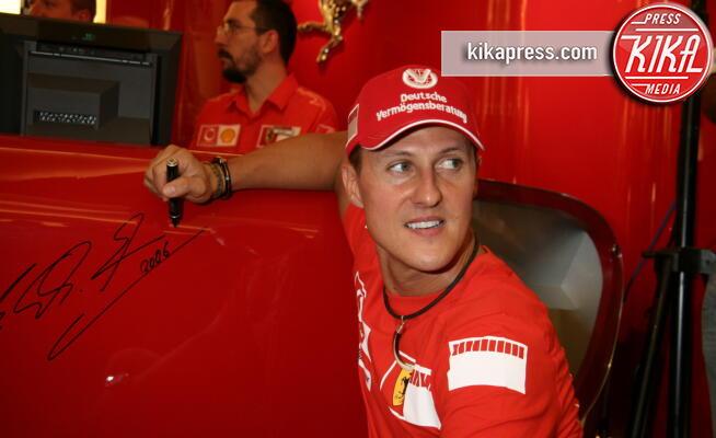 Michael Schumacher - Venezia - 06-09-2006 - Michael Schumacher