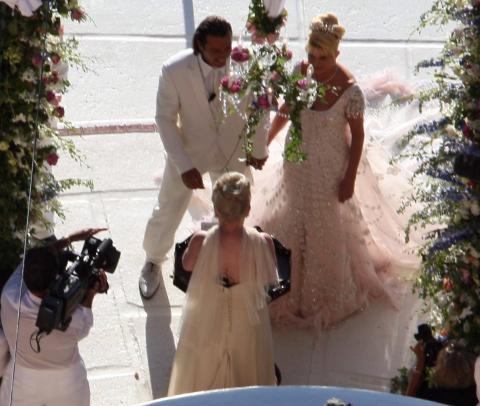 Ivana Trump, Rossano Rubicondi - Palm Beach - 13-04-2008 - La coppia Trump-Rubicondi si e' riconciliata