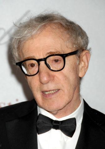 Woody Allen - Cannes - 21-05-2008 - A Woody Allen il Premio Puccini 2008
