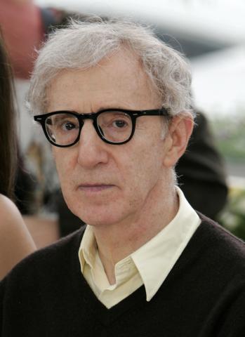 Woody Allen - Cannes - 18-05-2008 - A Woody Allen il Premio Puccini 2008