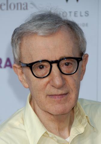 Woody Allen - Westwood - 04-08-2008 - A Woody Allen il Premio Puccini 2008