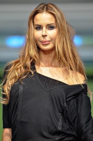 Nina Moric - Milano - 08-01-2009 - Nina Moric ricoverata in ospedale dopo un'overdose di sonniferi